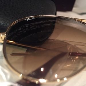 Ray-Ban Accessories - Ray-Ban Aviator Sunglasses - 58mm